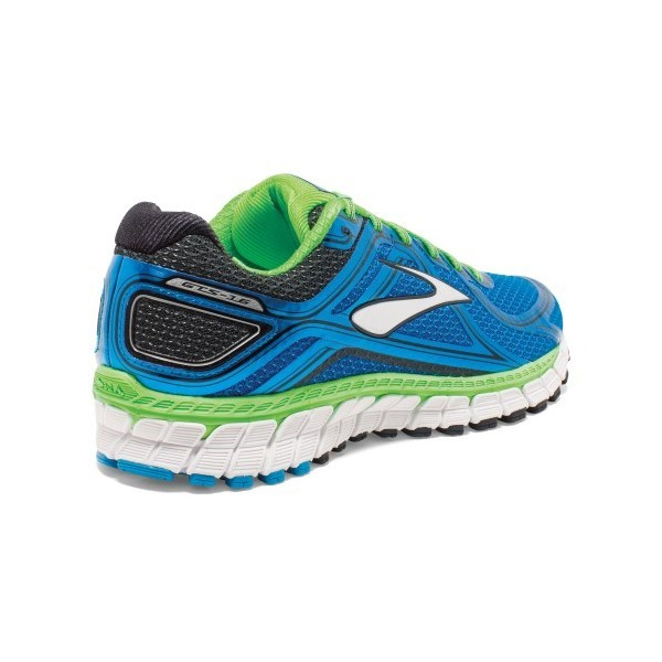e61cfdb189895 Brooks Adrenaline GTS 16 - Mens Running Shoes - Methyl Blue Green  Gecko Black