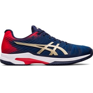 Asics Gel Solution Speed FF (Herringbone) - Mens Tennis Shoes