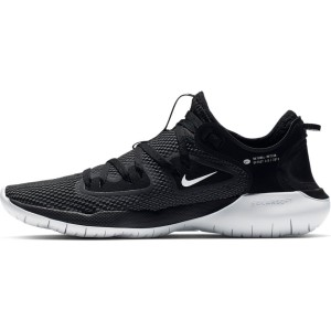 Nike Flex RN 2019 - Womens Running Shoes - Black/White/Anthracite