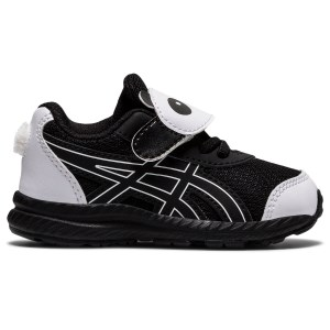 Asics Contend 7 TS Panda - Toddler Running Shoes
