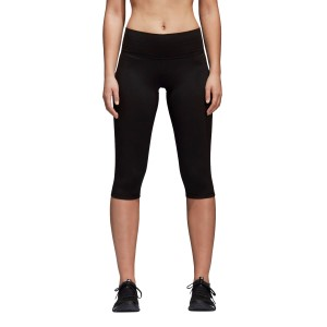 Adidas Believe This High-Rise Soft Capri Womens Training Tights