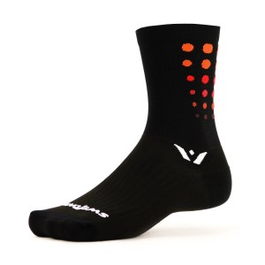 Swiftwick Vision 6 Inch Running/Cycling Socks