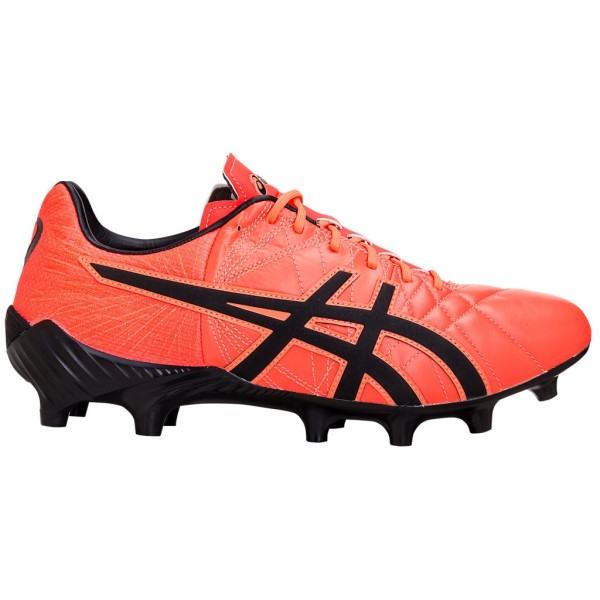 Asics Lethal Tigreor IT FF - Mens Football Boots - Flash Coral/Black