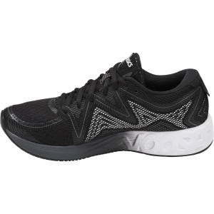 Asics Gel Noosa FF - Womens Running Shoes - Black/White/Carbon