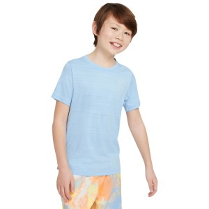 Nike Dri-Fit Miler Kids Running T-Shirt