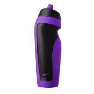 Nike BPA Free Sport Water Bottle - 600ml - Vivid Purple