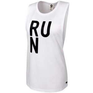Running Bare Fashion Edit Womens Training Muscle Tank Top