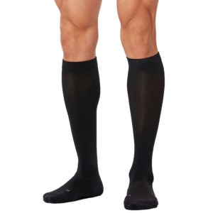 2XU Mens Compression Run Socks