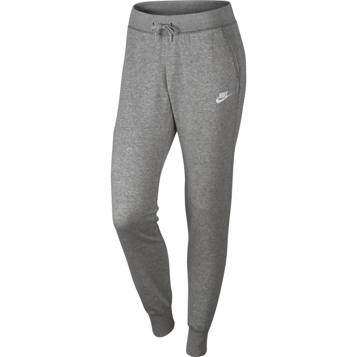 nike sportswear tight fleece womens sweatpants  grey