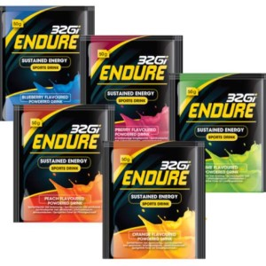 32Gi Low Gi Endurance Energy Drink - 50g Sachet