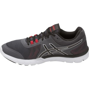 Asics Gel Craze TR 4 - Mens Cross Training Shoes - Carbon/Black/Prime Red