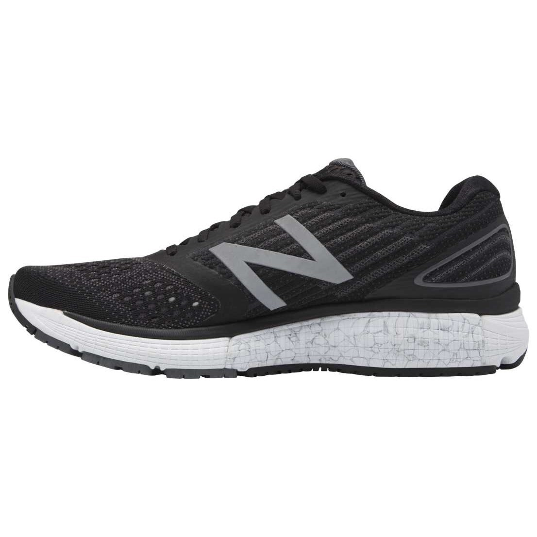 innovative design d11cb 1df60 New Balance 860v9 - Mens Running Shoes - Black Dark Grey