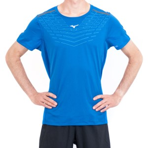 Mizuno Venture Mens Short Sleeve Training T-Shirt