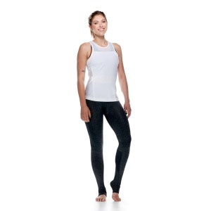 Casall Simply Awesome Womens Training Tank - White