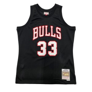 Mitchell & Ness Chicago Bulls Scottie Pippen Swingman 1997-98 Mens Basketball Jersey
