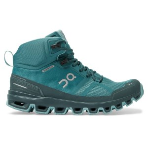 On Cloudrock Waterproof - Womens Hiking Shoes