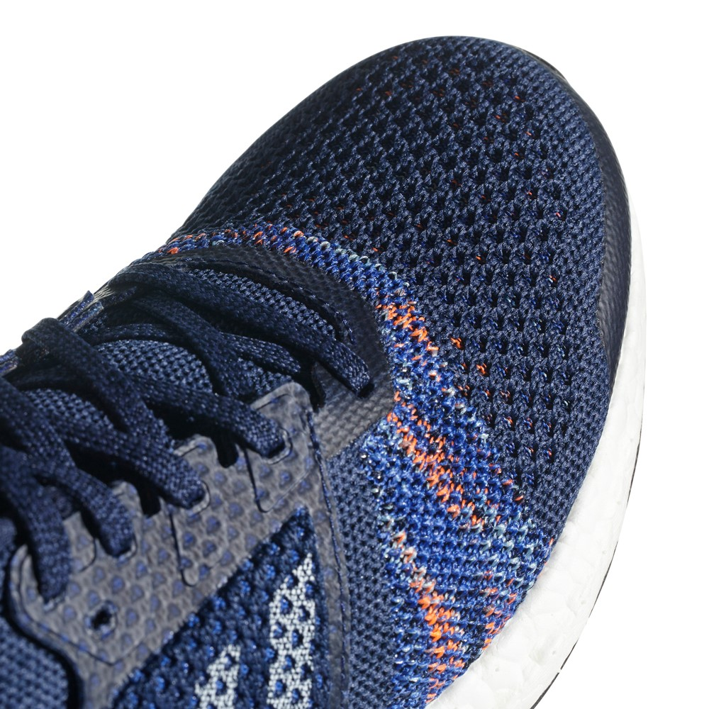 01e793a88e4c9 Adidas Ultra Boost ST - Mens Running Shoes - Noble Indigo White Collegiate  Navy