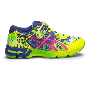 Asics Gel Noosa Tri 11 PS - Kids Girls Running Shoes