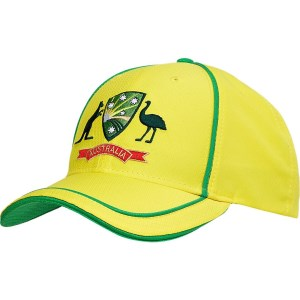Asics Cricket Australia Replica Adult ODI Home Cap