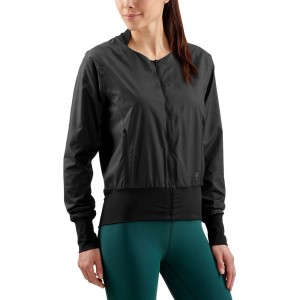 Skins Activewear Womens Interlect Bomber Jacket