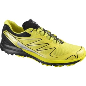 Salomon Sense Pro - Mens Trail and Road Running Shoes