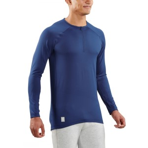 Skins Activewear Trooper Mid Layer Mens Long Sleeve Top