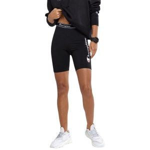 Champion Script Womens Bike Shorts