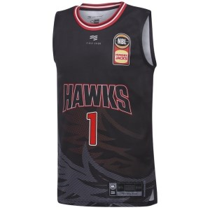 First Ever Illawarra Hawks LaMelo Ball NBL Home 2019/20 Kids Basketball Jersey