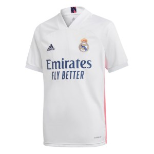 Adidas Real Madrid Home 2020/21 Kids Soccer Jersey