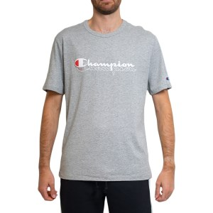 Champion Sports Stripe Mens T-Shirt