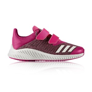 Adidas FortaRun Velcro - Kids Girls Running Shoes