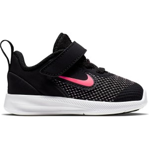Nike Downshifter 9 TDV - Toddler Girls Running Shoes