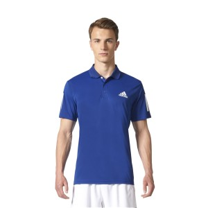Adidas Club Mens Tennis Polo Shirt