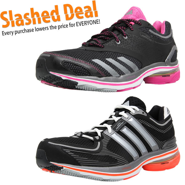 Adidas Adistar Salvation Womens and Mens Running Shoes