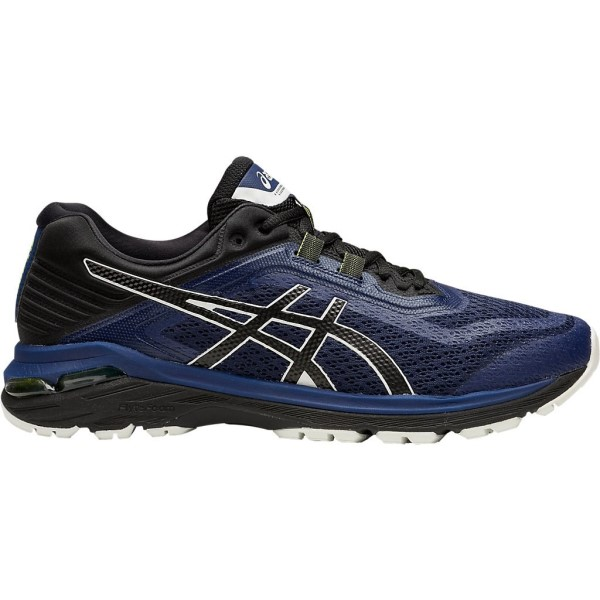 Asics GT-2000 6 Trail - Mens Trail Running Shoes - Peacoat/Black/Grey