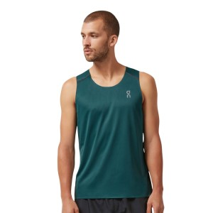 On Running Tank-T Mens Running Top