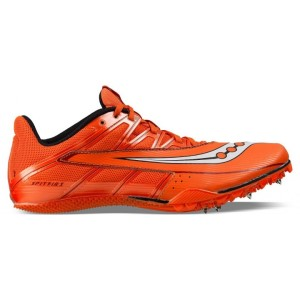 new style b0a0e 12c15 Saucony Spitfire 4 - Mens Sprint Track Spikes