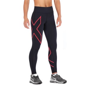2XU Bonded Mid-Rise Womens Compression Tights