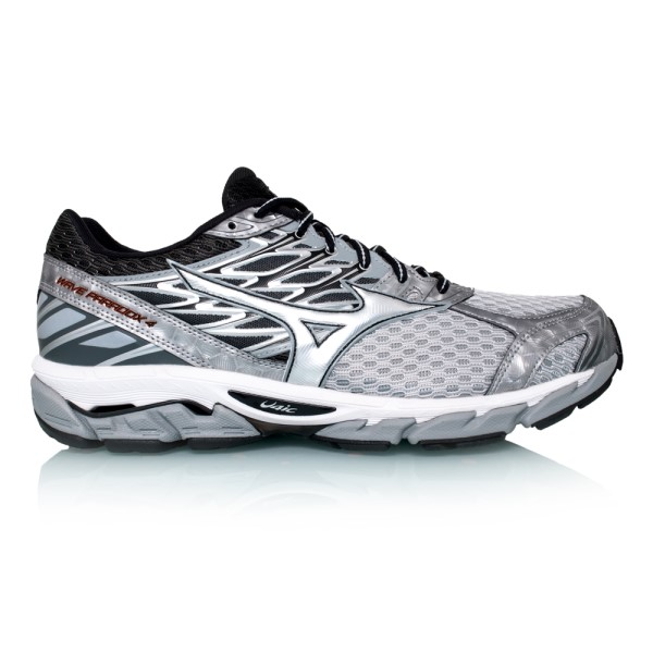 Mizuno Wave Paradox 4 (2E) - Mens Running Shoes - Griffin Grey