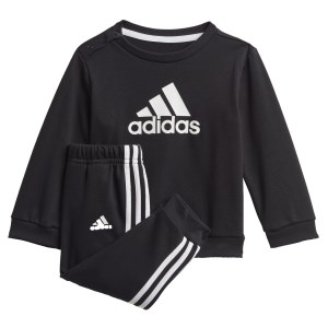 Adidas Badge Of Sport French Terry Infant Tracksuit Set