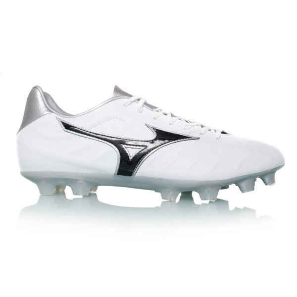 Mizuno Rebula V2 - Mens Football Boots - White/Black/Silver