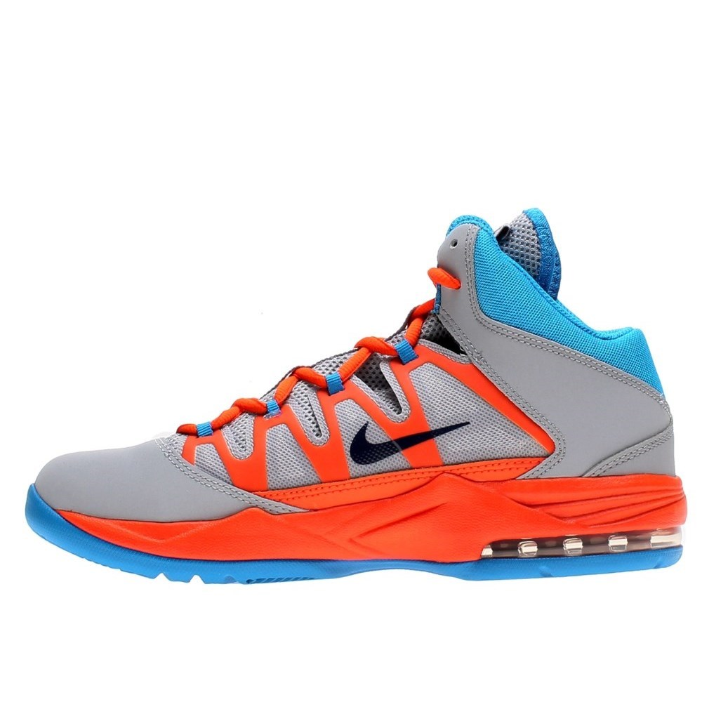 nike air max stutter step mens basketball shoes wolf