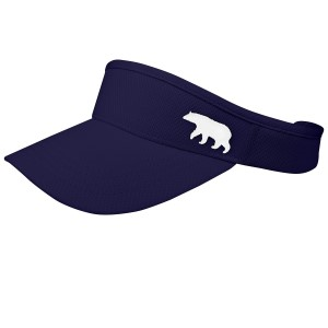 Running Bare Sneaky Bear Visor
