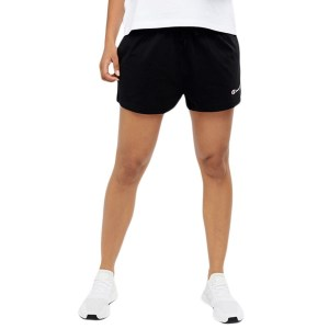Champion C Logo Jersey High Waisted Womens Shorts