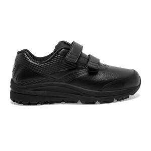 Brooks Addiction Walker 2 Leather Velcro - Womens Walking Shoes