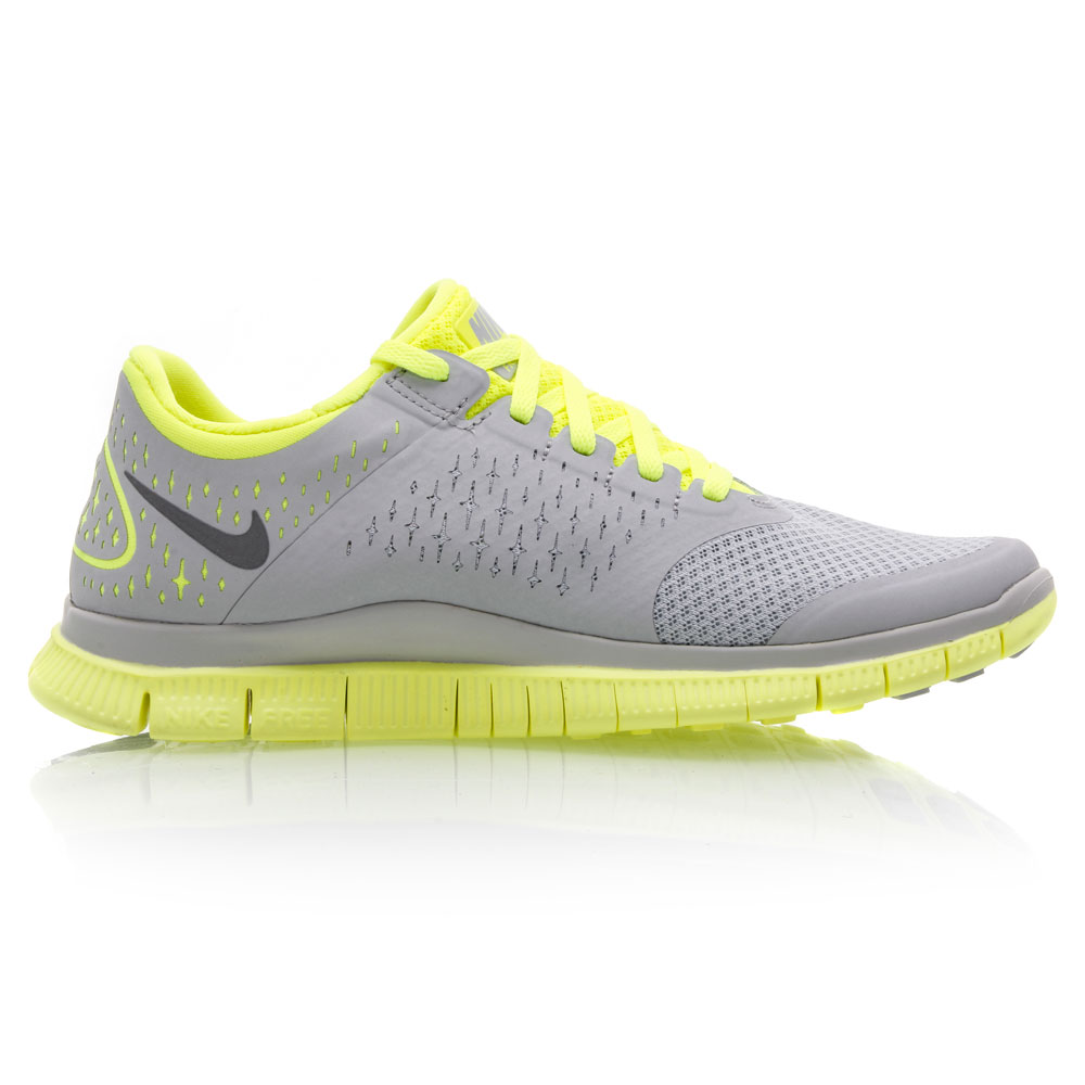 nike free 4 0 v2 017 womens running shoes yellow. Black Bedroom Furniture Sets. Home Design Ideas