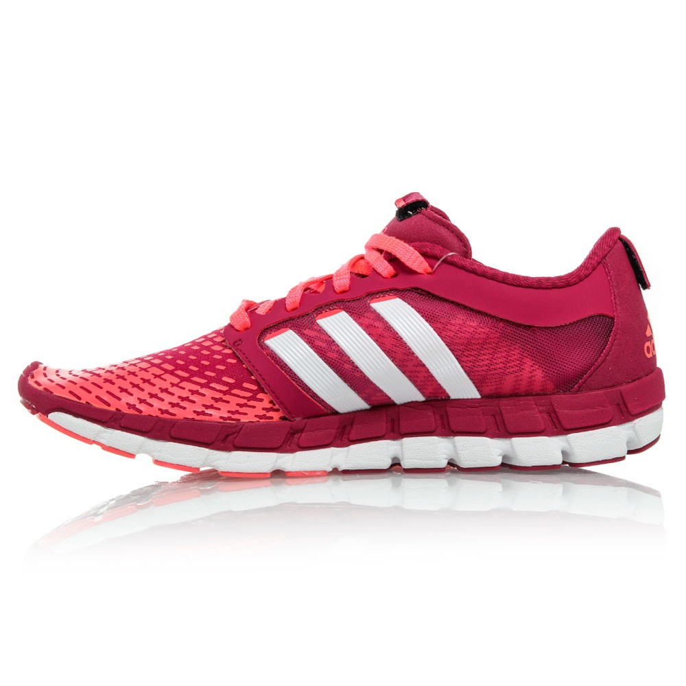 Creative Womens Shoes-220 Adidas ZX Flux Black Red Trainers