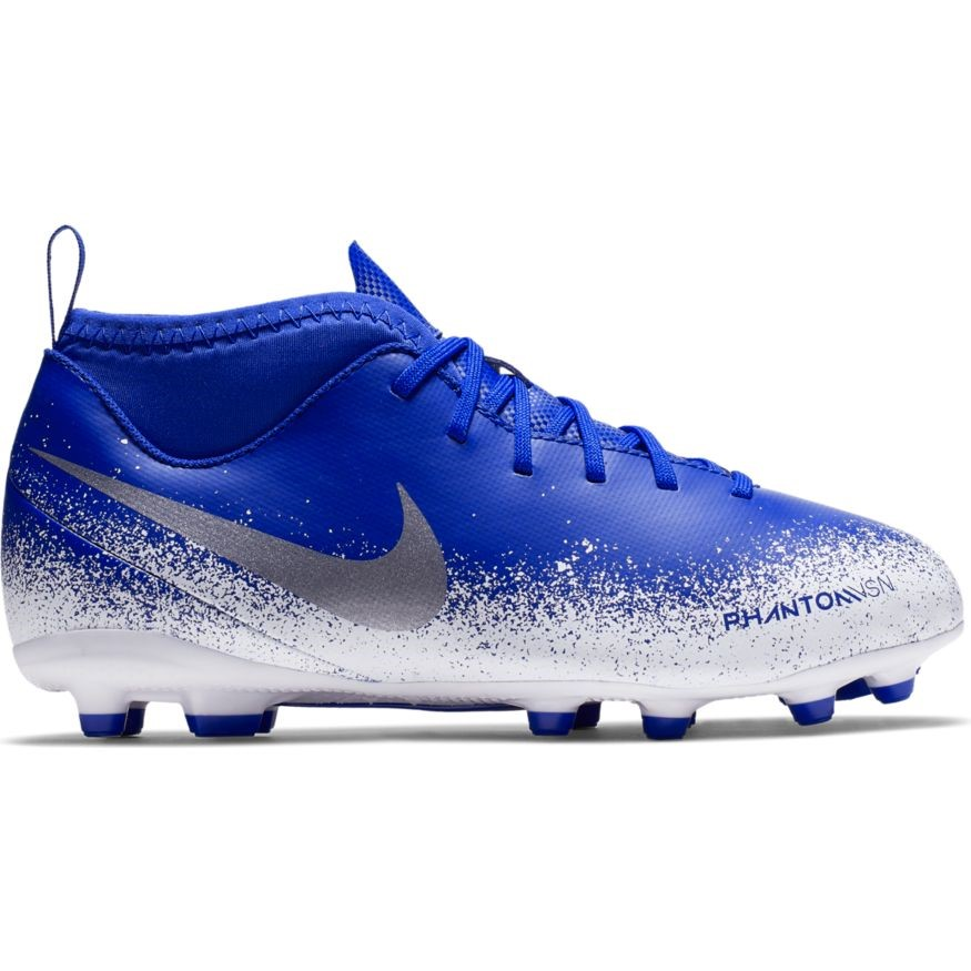 hot sales 64e0e 1ca04 Nike Phantom Vision Club Dynamic Fit FG/MG - Kids Boys Football Boots -  Racer