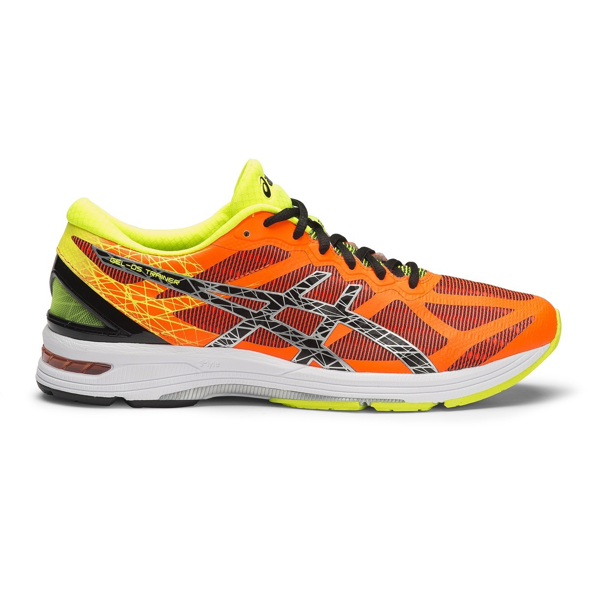 asics gel ds trainer 21 nc neutral mens running shoes. Black Bedroom Furniture Sets. Home Design Ideas