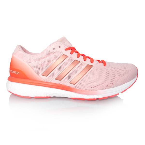 3ccfe45466f4 Adidas Adizero Boston 6 Boost - Womens Running Shoes - Vapour Pink ...